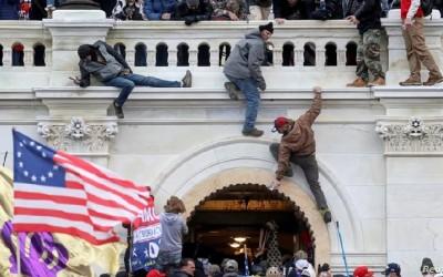 asalto al Capitolio en enero