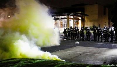 Disturbios en Minnesota