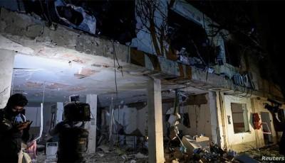 explosión de coche bomba en batallón militar al noreste de Colombia