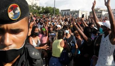 AMLO se solidariza con cubanos