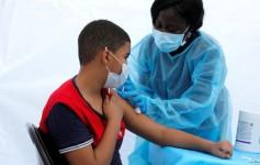 infecciones de COVID-19 en menores de 12 años en Estados Unidos