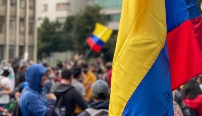 Tensión en Colombia en el Día de la Independencia