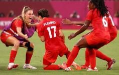 final olímpica de fútbol femenino