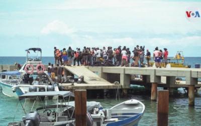migración irregular a través del Darién