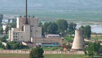 Reactor nuclear de Corea del Norte