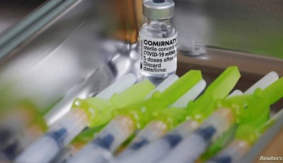 tercera dosis de la vacuna contra el COVID-19