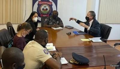 enviado especial de EE. UU. para Haití