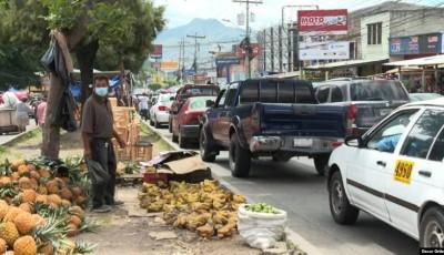 recuperación laboral en Honduras