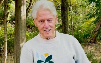 Expresidente Bill Clinton se recupera