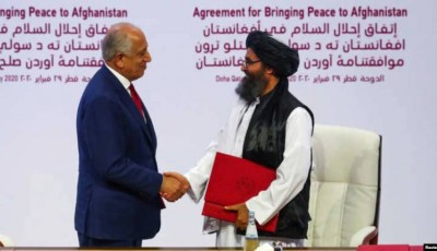 Enviado de Estados Unidos a Afganistán