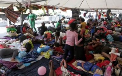 Albergues de migrantes saturados