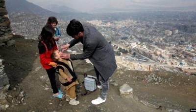 La ONU reanudará su campaña de vacunación antipolio en Afganistán