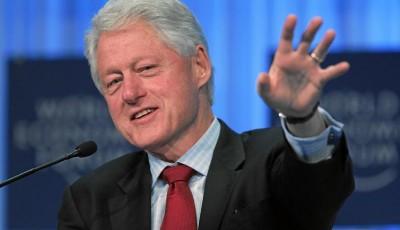 Bill Clinton hospitalizado