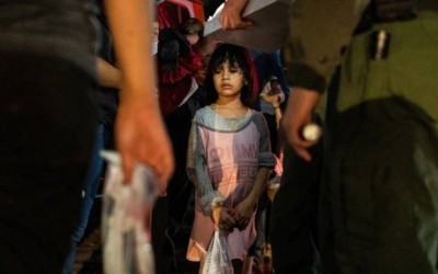 Repatriación de menores hondureños