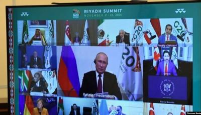 Líderes del G-20